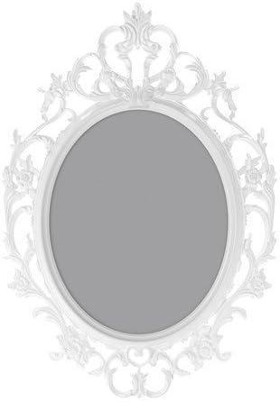 Ikea Interfaccia Drill Cornice In Bianco Oval 40 X 50 Cm Amazon It Casa E Cucina