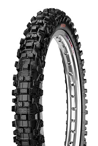 Maxxis M7304 Maxxcross Intermediate Terrain Dirt Bike Tire- Best Paddle Tire for 450 Dirt Bike