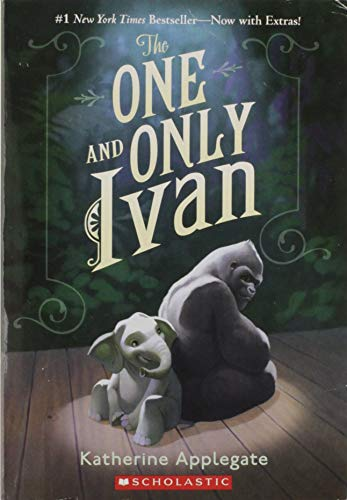 the one and only ivan ( First paperback Scholastic Edition 015)