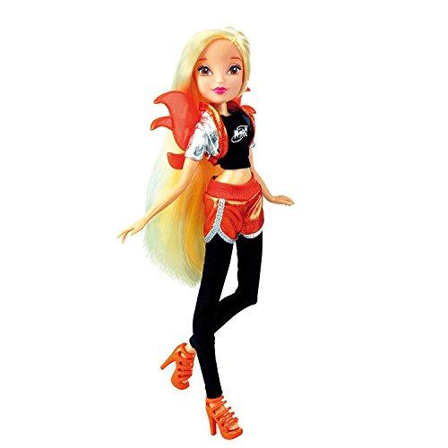 Giochi Preziosi - Winx Urban Style Bambola Stella, con Trolley