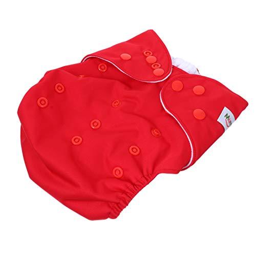 SANITAMENTE Vasino Intimo Addestramento Unisex Bambino Pee Pantaloni di Formazione Lavabile Impermeabile Riutilizzabile Vasino Pannolino Pantaloni Toliet Pannolini per Neonati Neonati