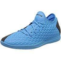 PUMA Future 5.4 IT, Botas de fútbol para Hombre, Azul (Luminous Blue/Nrgy Blue Black/Pink Alert), 44 EU