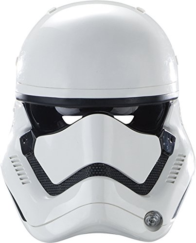 Générique - MA1335 - Masque Adulte En Carton - Star Wars - Stormtrooper - Taille Unique