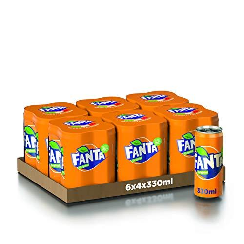 Fanta Original 330ml 6x4 (Lattina)