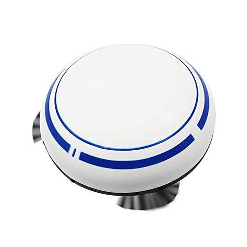 QWERTOUY 2-in-1 oplaadbare bodem, stofzuiger catcher, huishouden, inductie, intelligente bodem, robotstofzuiger, mop, B