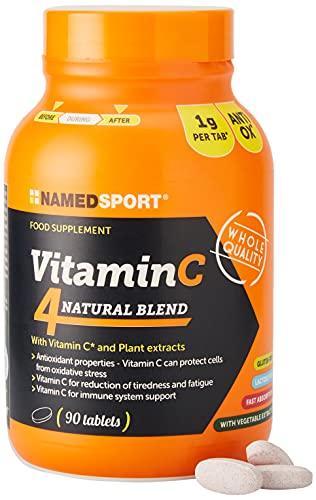 Named Integratore, Sport, Vitamine 90 compresse, 115,2g