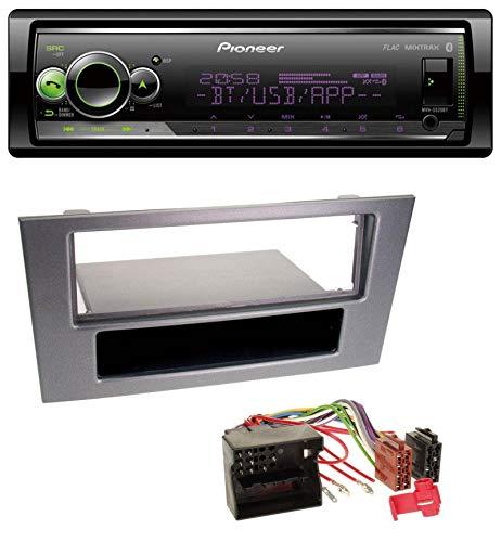 Pioneer MVH-S520BT AUX MP3 Bluetooth USB Autoradio für Ford Mondeo ab 03 OEM-Visteon-Sony Radios