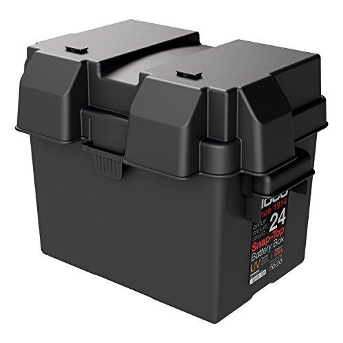 NOCO HM300BKS Group 24 Snap-Top Battery Box