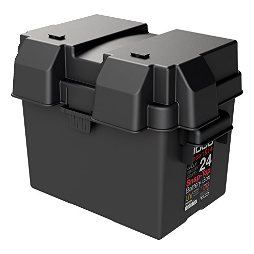 NOCO HM300BKS Group 24 Snap-Top Battery Box