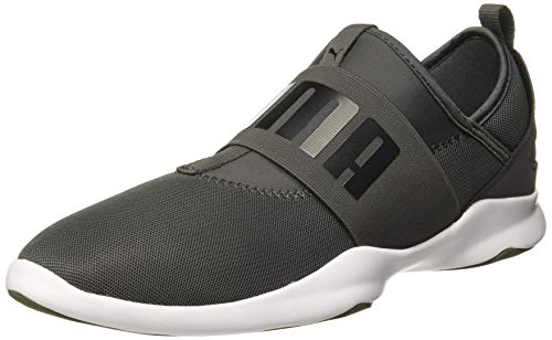 Puma Unisex Adult Dare Dark Shadow Black Running Shoes- 4 UK (37...