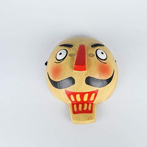 XWYZY Mscara de Halloween de juguete para disfraz de Halloween