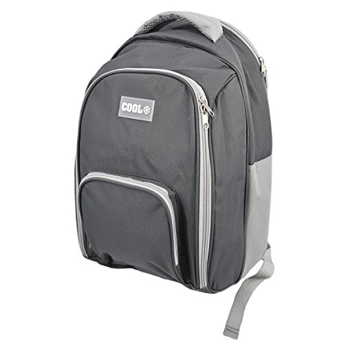 GEEZY 12 L Insulated Cooling Backpack Picnic Camping Rucksack Beach Ice Cooler Bag