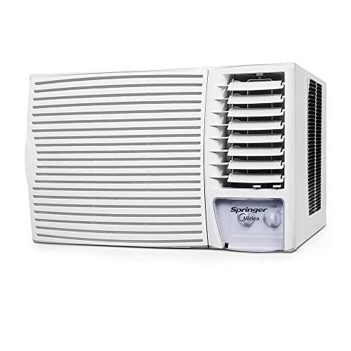 Ar Condicionado de Janela Mecânico, Springer, Branco, 27.000 BTU/h Frio, 220v, Midea