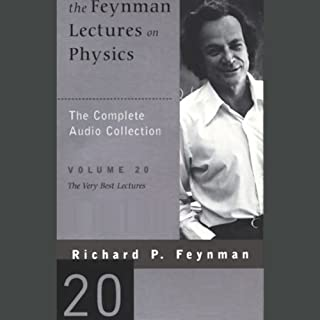 The Feynman Lectures on Physics: Volume 20, The Very Best Lectures audiobook cover art