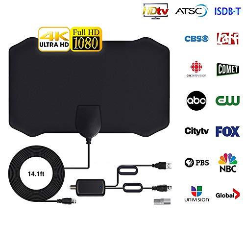 [Newest 2020] Antena de TV