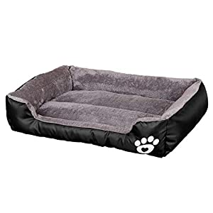 n-a RYGO Pet Bed for Small/Medium/Big/Extra Large Dogs, Super Soft Pet Sofa Cats Bed,Self Warming and Breathable Pet Bed Premium Bedding