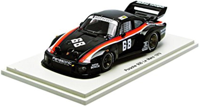 Spark Porsche 935 No.68 Lemans 1979 (M.Minter  Ted (Field)  J.Morton)