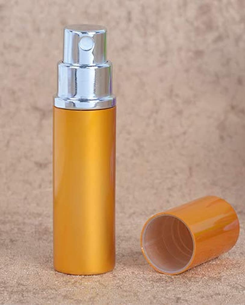 準備対思慮深いアトマイザー 香水 メンズ 女性用 5ml アトマイザ? 詰め替え ポータブル クイック 香水噴霧器 携帯用 ワンタッチ補充 詰め替え容器