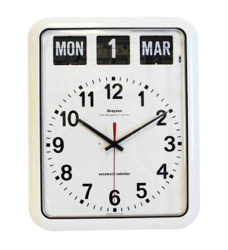 Grayson Digital Wall and Calendar 'Dementia and Alzheimer's' Clock - G239A