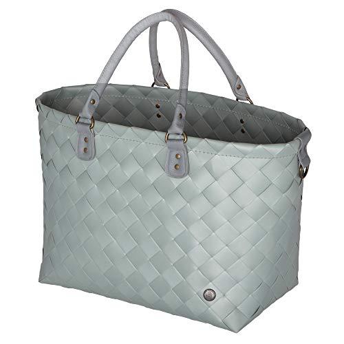 Handed By - Saint-Tropez Travel Bag XL - Reisetasche Farbe: grün-grau 36 x 43 x 24 cm