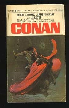 Mass Market Paperback Conan (Conan #1) Book