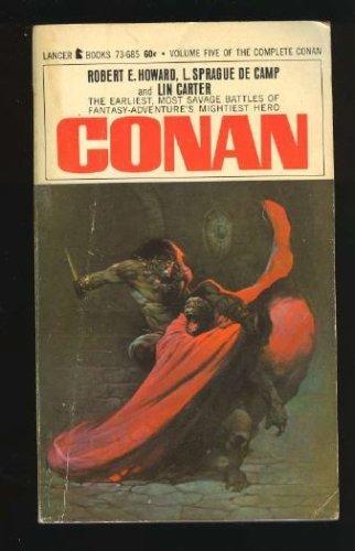 Conan (Conan #1) 0441116302 Book Cover