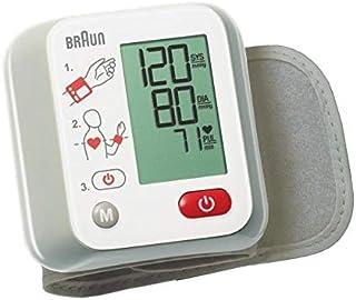 جهاز قياس ضغط الدم فيتال سكان 1 BBP2000 التلقائي من براون لقياس ضغط الدم مع دليل تحديد المواقع على الجهاز
