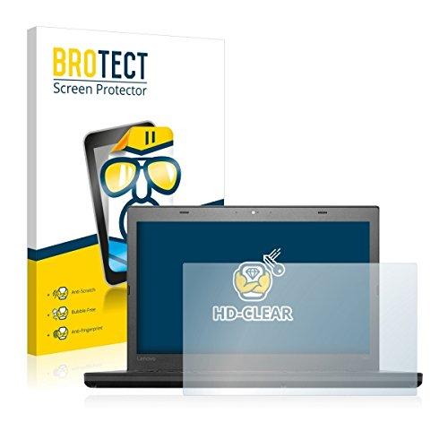 BROTECT HD Clear Bildschirmschutz Schutzfolie für Lenovo ThinkPad T460 UltraBook (kristallklar, extrem Kratzfest, schmutzabweisend)