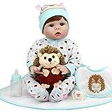 Aori Lifelike Realistic Reborn Baby Dolls 22...