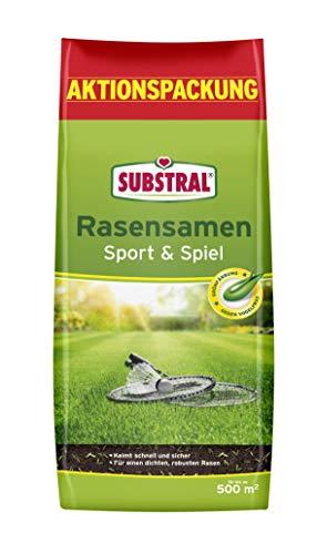 Substral Semences de gazon Sport et Spiel - 10 kg