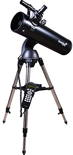 Levenhuk SkyMatic 135 GTA Telescope reflector 130 mm with GoTo function