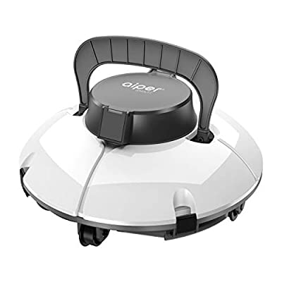 AIPER SMART Upgraded Automatic Robotic Pool Cleaner Ideal for In-Ground/Above Ground Pools