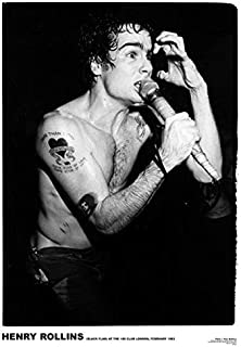Best henry rollins poster Reviews