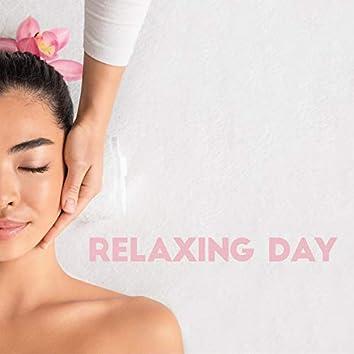 Relaxing Day - Healing Reiki, Healing Spa Music, Lovely Relaxing, Massage Lounge Music