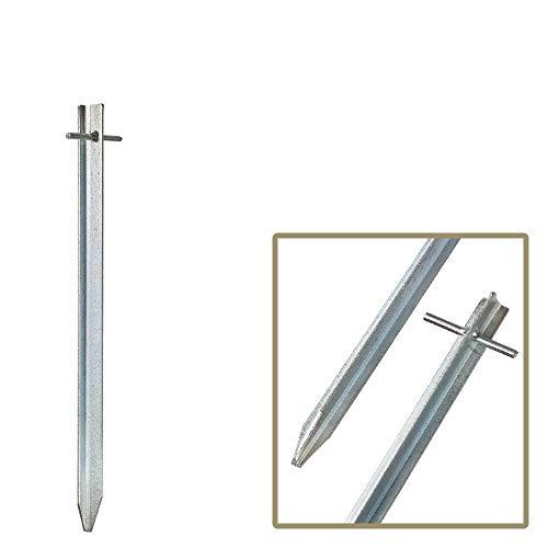 IGEL T-Eisen-Hering 30cm verzinkt (4 Stück)