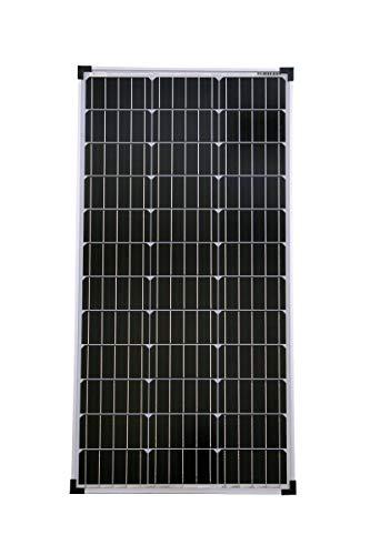 solartronics Solarmodul 80 Watt Mono Solarpanel Solarzelle Photovoltaik 90608