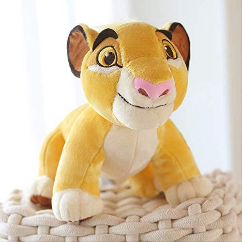 Simulatie dieren,Lion King Poppen Pop Knuffel Film Omringen 30 cm a