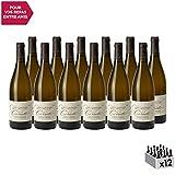 Saint-Véran Les Mures Blanc 2018 - Domaine Carrette - Vin AOC Blanc de Bourgogne - Cépage Chardonnay - Lot de 12x75cl