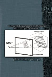 Science and Engineering Mathematics with the HP 49 G - Volume 1 (Gu)
