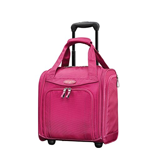 Samsonite Upright Wheeled Carry-On Underseater, Fresh Pink, Small