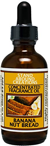 Stand Around Creations Banana Nut Bread 2-oz. Fragrance Oil