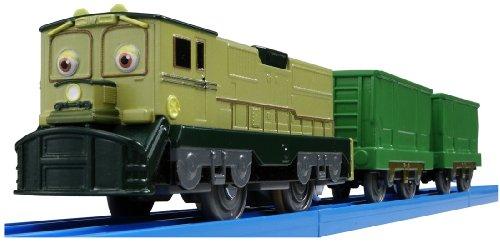 Chuggington CS-04 Plarail Dunbar (Plarail Model Train) (japan import)