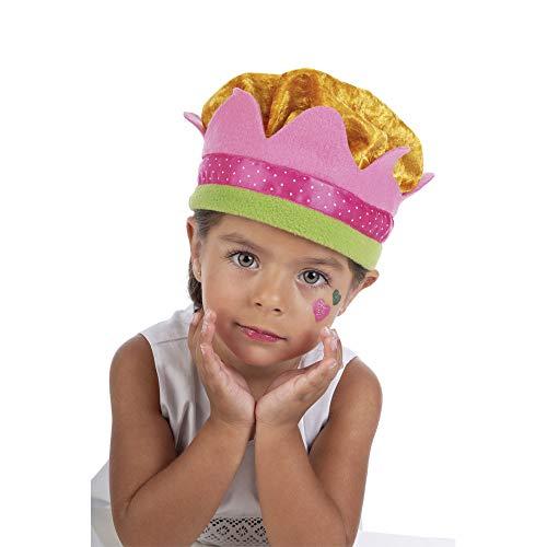 Limit-Costume de Princesse nC270 Couronne (Neuf)