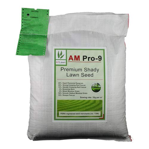 A1 Lawn AM Pro-9 - Best For Shaded Lawns