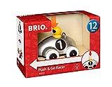 BRIO 30232 - Push & Go Rennwagen Silber Edition