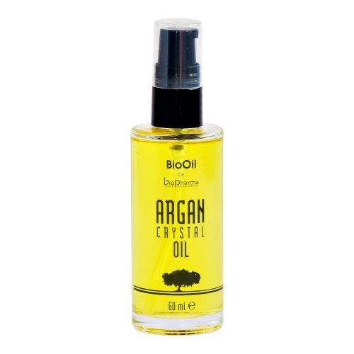 Pure Bio Argan Hair Oil for Instant Cashmere Smoothness & Extreme Shine by BioPharma Hair research