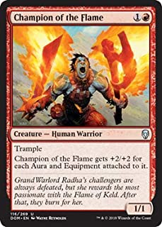 Champion of the Flame - Dominaria