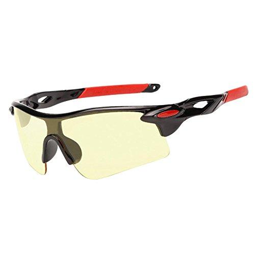 NOBRAND Montaña Bicicleta Coche eléctrico Hombres y Mujeres Deportes Pescar Paseo Gafas...