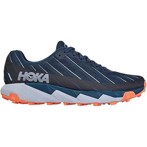 HOKA Basket Trail Torrent Femme Bleu - Rose - 38 2/3