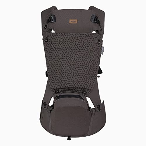 Tuc Tuc 1205159801 - Portabebés Hip Seat Ergonómico, Color Beige